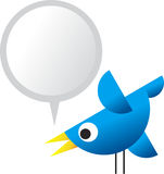 Twitter bird Stock Images