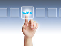 Twitter Stock Photography