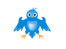 Twitter heraldic Stock Images