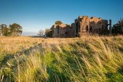 Twizel slott Fotografering för Bildbyråer
