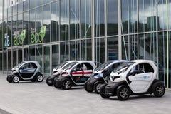 twizy nowy Renault zdjęcie stock