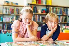 Little kids portrait Stock Photography