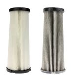Two Air Filters Royalty Free Stock Photos
