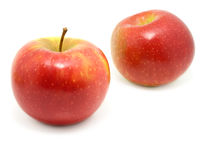 Two apple Stock Images