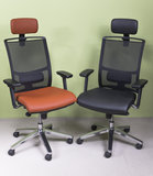 Two armchairs Royalty Free Stock Photography