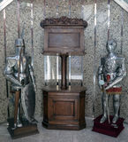 Two armor Royalty Free Stock Photo