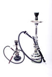 Two asian hookah stock photos