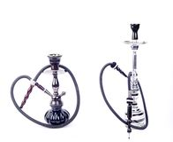 Two asian hookah Royalty Free Stock Photography