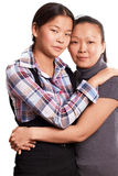 Two Asian Woman Stock Images