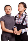 Two Asian Woman Stock Photos