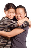 Two Asian Woman Royalty Free Stock Images