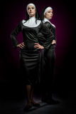 Nuns Stock Images