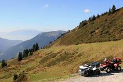 Two ATVs Stock Photos