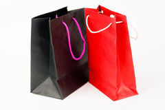 Two bag Royalty Free Stock Photo
