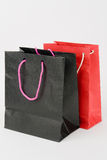Two bag on a white Royalty Free Stock Image