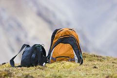 Two bags Stock Image