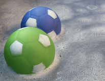 two ball Stock Photography