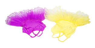 Two Ballet Tutus Stock Photos