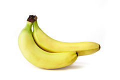 Two banana Stock Photos