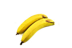 Two Banana Royalty Free Stock Photography