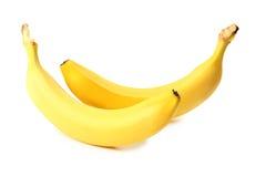 Two bananas Royalty Free Stock Photo