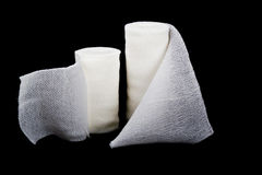 Two bandages Stock Image