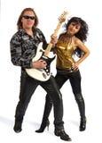 Two bandmate Stock Image