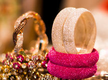 Two Bangles Stock Images