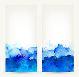 Two banners Royalty Free Stock Photography