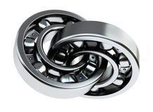 Two bearings Royalty Free Stock Image