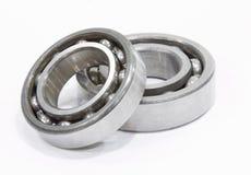 Two bearings. At white Royalty Free Stock Photo