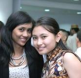 Two beautiful girl Royalty Free Stock Photo