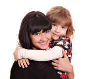 Two beautiful girls Royalty Free Stock Photo