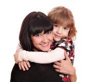 Two beautiful girls Royalty Free Stock Photo