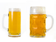 Two Beers Stock Photos