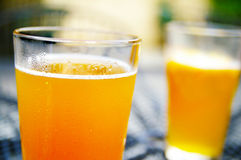 Two beers Stock Photography