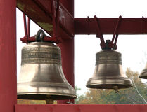 Two bells Royalty Free Stock Images