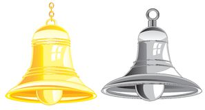 Two bells Royalty Free Stock Photography