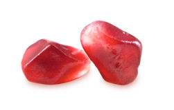 Two berry pomegranate. Stock Photography