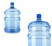 Two big bottles of water for delivery Royalty Free Stock Images
