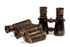 Two binoculars Royalty Free Stock Photo