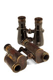 Two binoculars Royalty Free Stock Photography