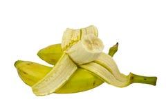 Free Two Bite Banana Royalty Free Stock Image - 10856566