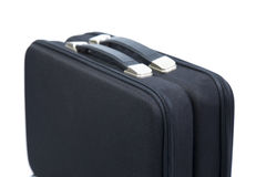 Two black briefcase Royalty Free Stock Images