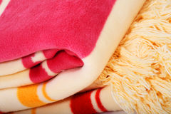 Two blankets Stock Photo