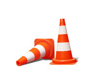 Free Two Bollards Stock Photography - 2839602
