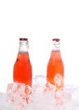 Two bottles Royalty Free Stock Image