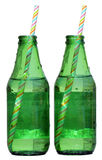 Two Bottles Royalty Free Stock Image