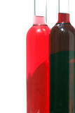 Two bottles Royalty Free Stock Photography