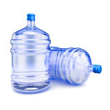 Two bottles with water Royalty Free Stock Photos